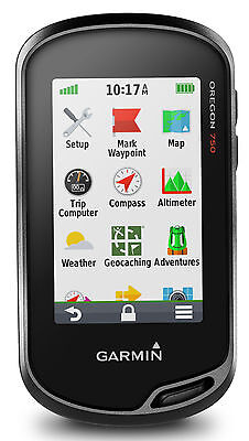 Garmin Oregon 750 North America Handheld Geocaching GPS  010-01672-20 Ships Free