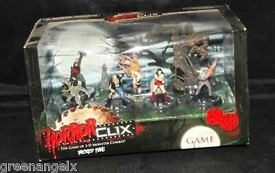 Horrorclix - Starter Game (New And Unopened)