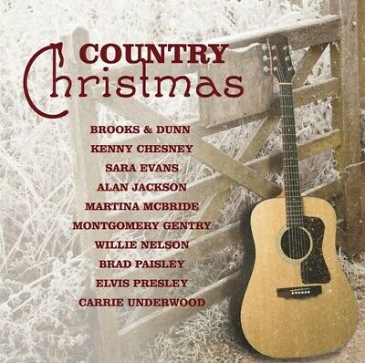 Various Artists, Cou - Country Christmas / Various [New CD]