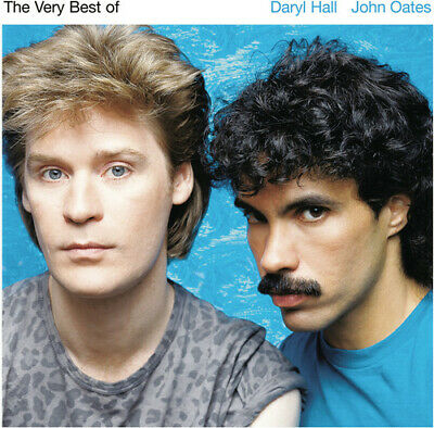 Hall & Oates - The Very Best Of Daryl Hall and John Oates [New CD]