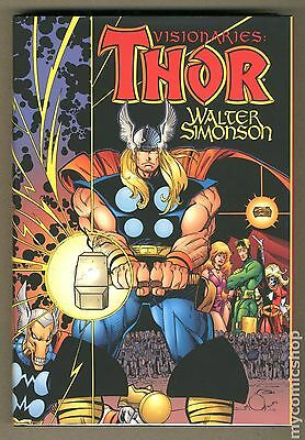 Thor Visionaries Walt Simonson HC (2001 Limited Edition) #1-1ST NM+ 9.6