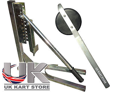Adjustable Bead Breaker & Tyre Removal Tool for Kart Tyres Top Quality