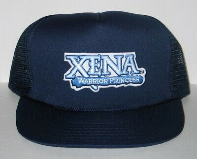 Xena, Warrior Princess TV Show Name Patch Baseball Hat/Cap NEW UNUSED