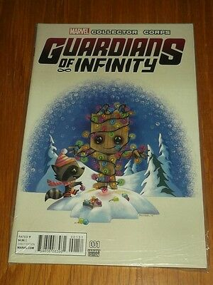 Guardians Of Infinity #1 Marvel Comics Variant Nm (9.4)