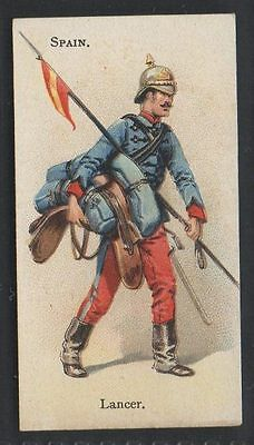 Bat - Soldiers Of The World - Spain Lancer
