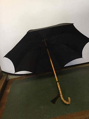 Vintage Kendall Umbrella with Bamboo Shaft    #21