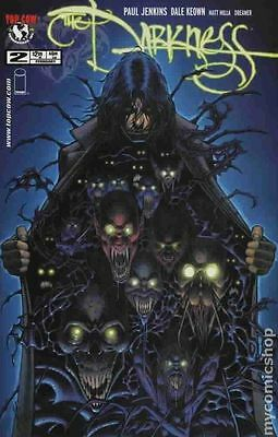 Darkness (2002- 2nd Series) #2A VG LOW GRADE