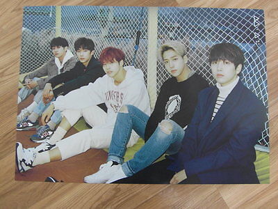 B1A4 - Good Timing [3Rd Album] Cd W/booklet(64P) +Photocard + Two Unfold Poster