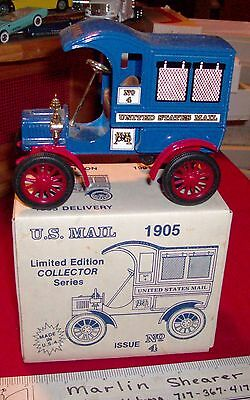 ertl  U.S. MAIL 1905 TRUCK BANK  # 4 IN SERIES