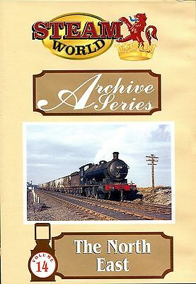 Steam World Archive-Vol 14-The North East -Dvd