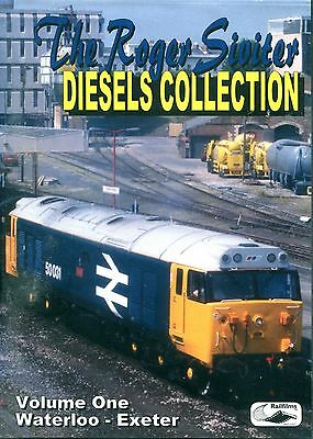 The Roger Siviter Diesels Collection-1980's-Dvd