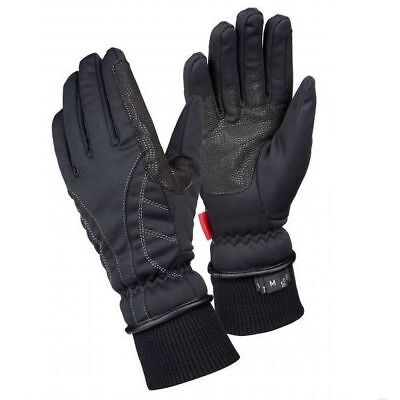 LEMIEUX PRO TOUCH WATERPROOF RIDING GLOVES black warm breathable glove xs - xl
