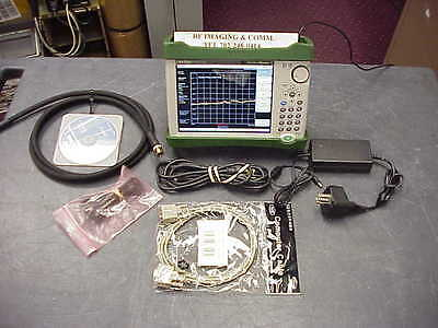 Anritsu MS2712E Spectrum Analyzer, 100 kHz to 4 GHz WITH OPTION 20