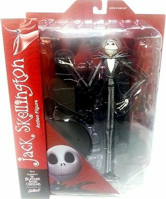 Nightmare Before Christmas: Jack Skellington - Diamond Select Action Figure NEW