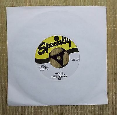 "Lucille - Little Richard (7"" re-issue)"
