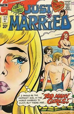 Just Married (1958) #88 FN- 5.5 LOW GRADE