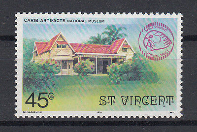 St. Vincent 1976 Carib Artifacts National Museum. MNH. VF.