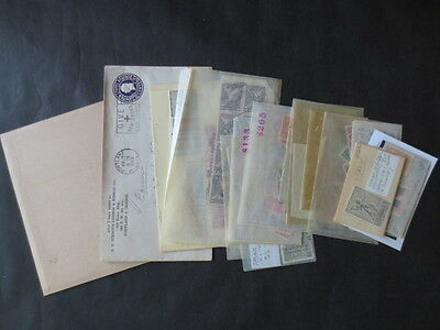 (*ta53) GREECE/CRETE THRACE COLLECTOR'S OLD TIME ACCUMULATION, MINT/USED, CV!