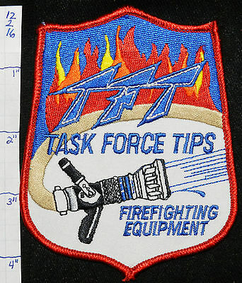 Task Force Tips Tft Firefighting Equipment Fire Patch