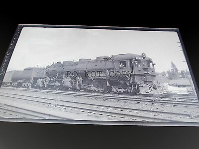 SP Southern Pacific #4133 at Truckee, Calif. 6/10/1935 Cab Forward Negative R123