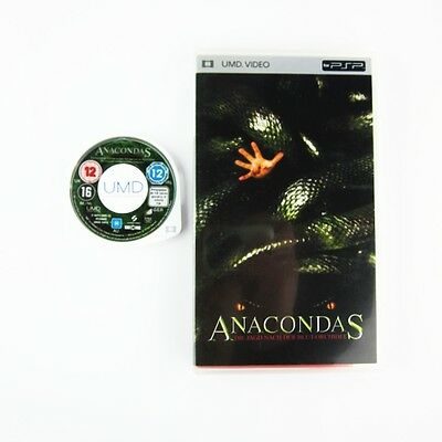 PSP UMD VIDEO : ANACONDAS - DIE JAGD NACH DER BLUT-ORCHIDEE in OVP