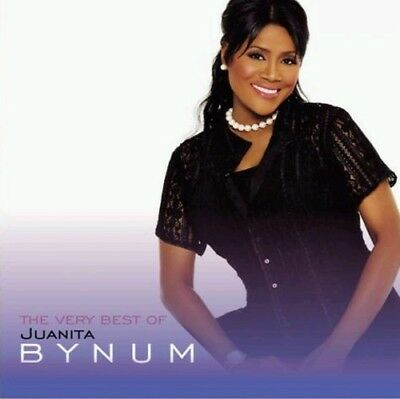 Juanita Bynum - Vary Best of Juanita Bynum [New CD]