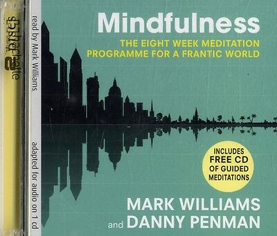Mindfulness: A practical guide to finding peace in a frantic worl. 9781405509077