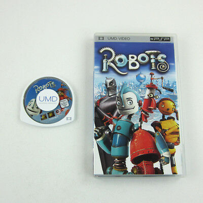 PSP UMD VIDEO : ROBOTS in OVP - Playstation Portable Film