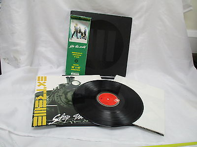 Extreme - Stop The World - Numbered Limited Edition Boxed Vinyl Amy0096