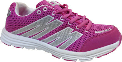 More Mile Oslo Junior Training Shoes - Pink