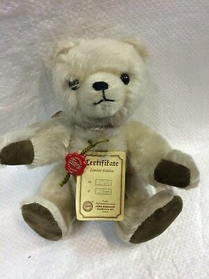 Hermann Teddy Original Limited Edition No 544 Of 2000