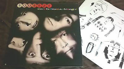 Squeeze – Sweets From A Stranger ORIG '82 UK A&M LP NEAR MINT!