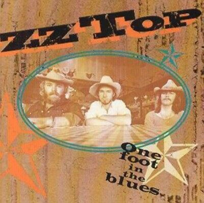 Zz Top - One Foot In The Blues NEW CD