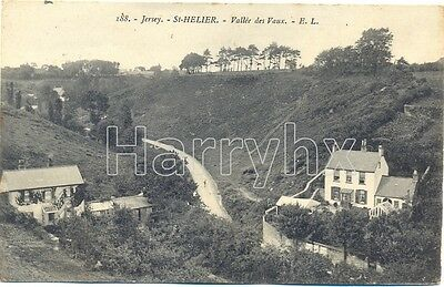 Jersey. Vallee des Vaux published by By E L
