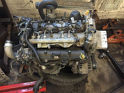 Vauxhall 1.3CDTi Diesel Engine Complete Choice of 2 Available Collection Reading