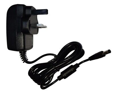 Boss Gt-1 Guitar Effects Processor Pedal Replacement Power Supply Adapter Uk 9V