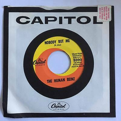 Human Beinz - Nobody But Me - Capitol