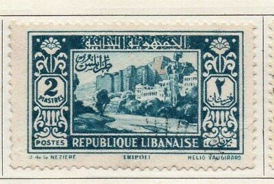 Great Lebanon 1931 Early Issue Fine Used 2p. 109512