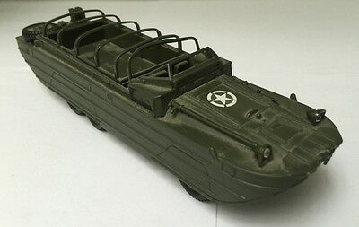 Véhicule Amphibie GMC DUKW 353 - Solido/Collection Hachette n°5 - BE+