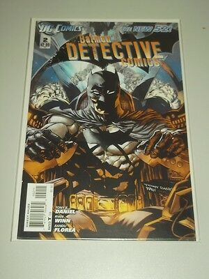 Detective Comics #2 Dc Comics New 52 Batman Nm (9.4)