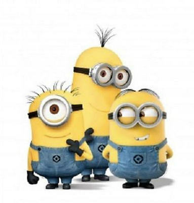"""New Despicable Me Minions 36"""" Cardboard Cutout Standup Decoration Standee"""
