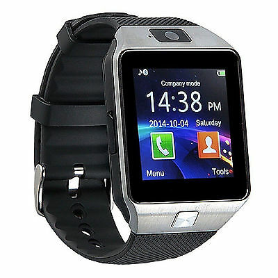 Reloj Telefono Movil Inteligente Camara LCD Bluetooth 3.0 Android SIM 4410pla