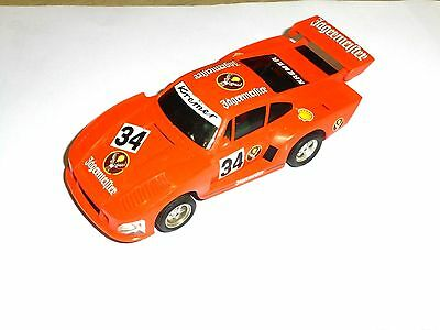 slot 1/32 SCALEXTRIC EXIN 4067 PORSCHE 935 #34 JAGERMEIFTER USED NO BOX