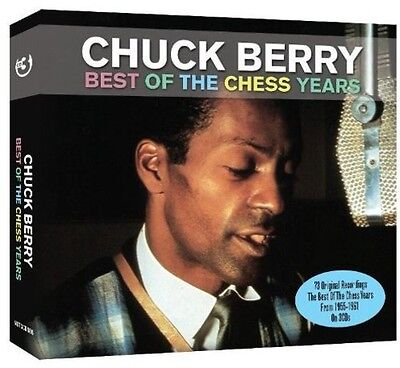 Chuck Berry - Best Of The Chess Years [CD New]