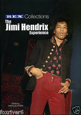 The JIMI HENDRIX EXPERIENCE - Rex Collections Paperback Book by Marcus Hearn
