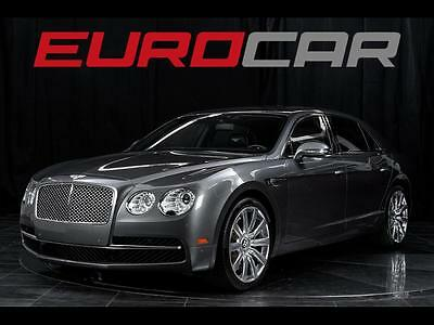 2015 Bentley Continental Flying Spur  2015 Bentley Continental Flying Spur MSRP $260,050.00, STUNNING!!