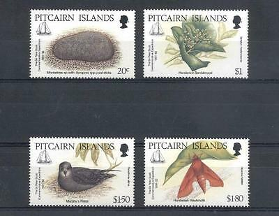 (934306) Birds, Ship, Insects, Pitcairn
