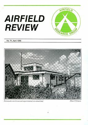Airfield Review No.71 April 1996, British Airfield Research Group, brand new