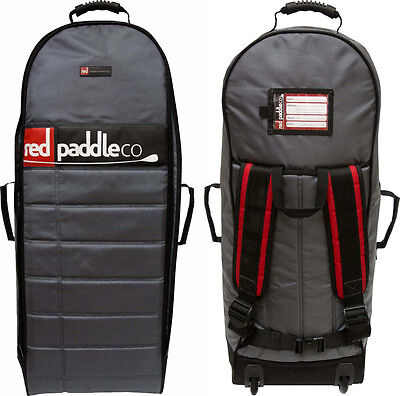 Red Paddle Co Luggage 2.0 Wheeled BackPack for Inflatable SUP Boards or Kayaks
