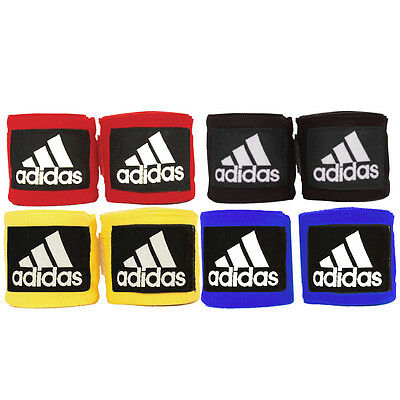 Adidas 2.55m Mexican Style Boxing Handwraps